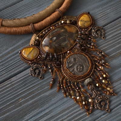 Lower World necklace